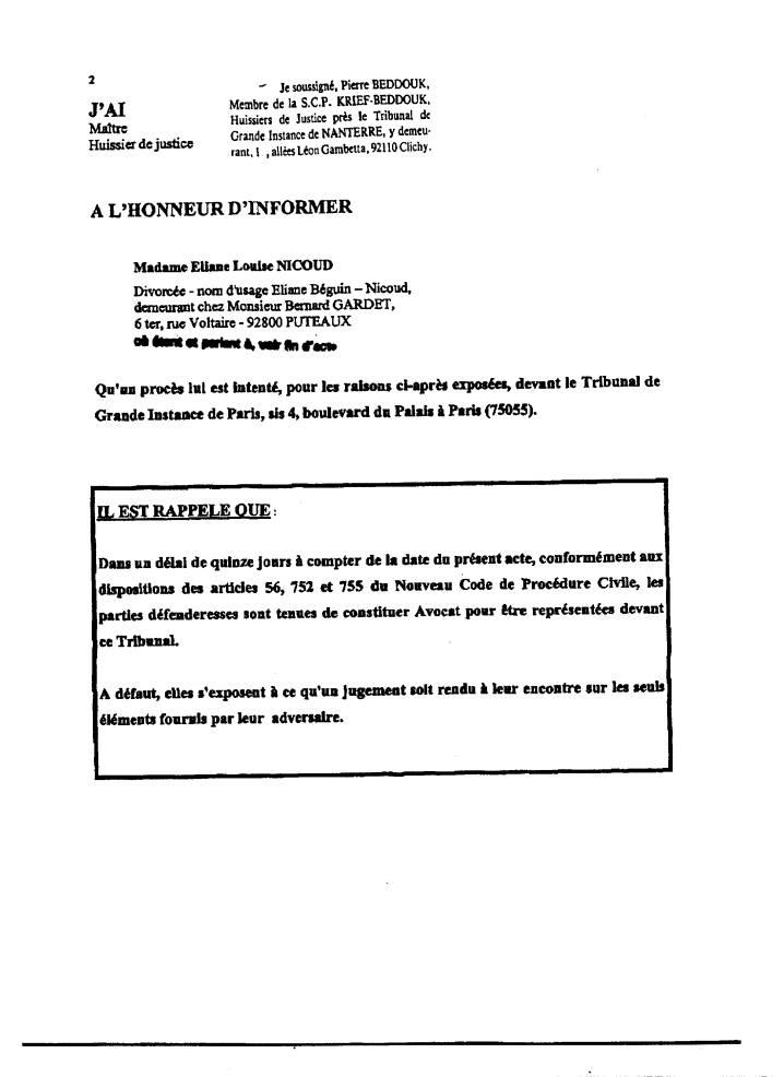 procédure civile pdf